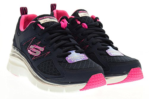 Pictures of Skechers Womens Fashion Fit - Not Afraid Blu 6