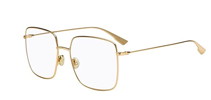 86a9bfe9ae44 Image Unavailable. Image not available for. Color  Authentic Dior Stellaire  O 1 0DDB Gold Copper Eyeglases