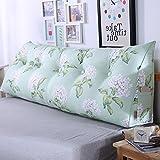bedside back cushion/ cushion/pillow bed/back cushion/sofa,bedroom,back cushion/ lumbar pillow/ cushion-A 150x50x20cm(59x20x8)