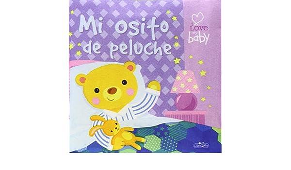 MI OSITO DE PELUCHE LIBRO DE TELA-LIBROD: Sin_dato: 9788415919865: Amazon.com: Books