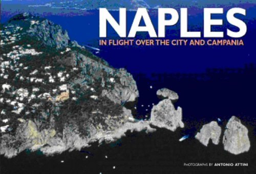 Naples: In Flight Over the City and Campania (Italy from Above) by Raffaella Piovan - Naples In Malls