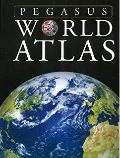 Buy world atlas book online at low prices in india world atlas pegasus world atlas gumiabroncs Images