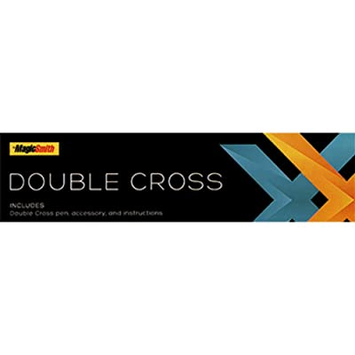 Magic Smith Mark Southworth's Double Cross - Trick: Toys & Games