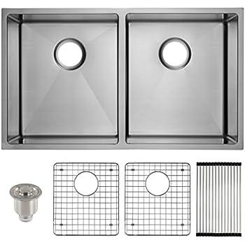 Frigidaire Undermount Stainless Steel Kitchen Sink 10mm