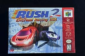 Rush 2 Extreme Racing USA - Nintendo 64