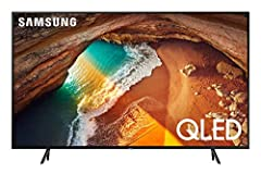 Step up to a whole new world of color with the Samsung QN55Q60RAFXZA Flat 55-Inch QLED 4K Q60 Series Ultra HD Smart TV and experience images bursting with a dazzling range of over one billion colors, each upscaled to incredible clarity thanks...