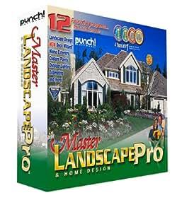 amazoncom punch master landscape pro and home design