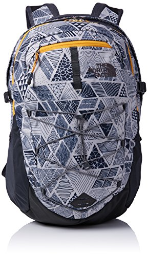 The North Face Men's Borealis, Trickonometry Print/Radiant Yellow One Size