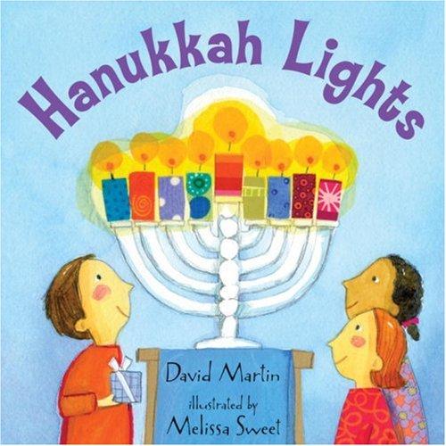 Hanukkah Lights by Candlewick