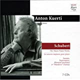 "Schubert: The Major Piano Works: Sonatas, Impromptus, Moments musicaux & ""Wanderer"" Fantasy 7 CD Box Set"