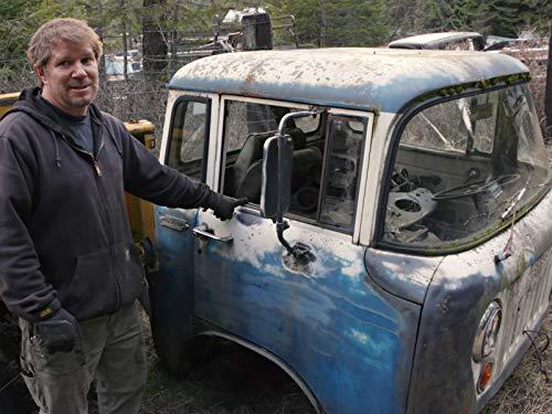 Jeep Forward Control FC150 Cab Found in Idaho