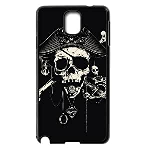 Skull Samsung Galaxy Note 3 Case Black Yearinspace998771