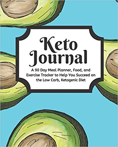 90 Day Keto Tracker (8x10)