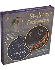 Star Signs Embroidery: Zodiac Patterns to Customize and Create