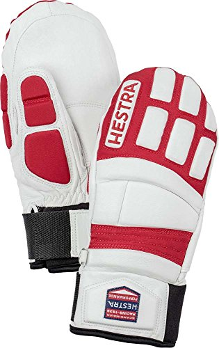 Hestra 30731 Unisex Impact Racing Jr. Mitt, Red - 7 by Hestra