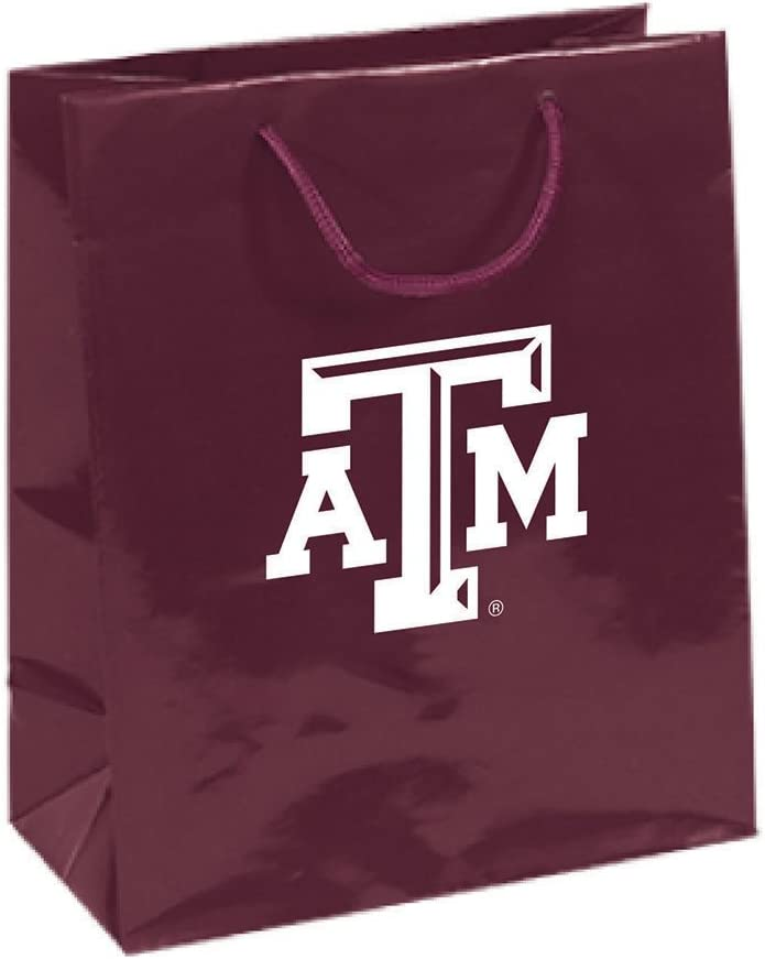 One Size Pro Specialties Group NCAA Texas A/&M Aggies Gift Bag Maroon