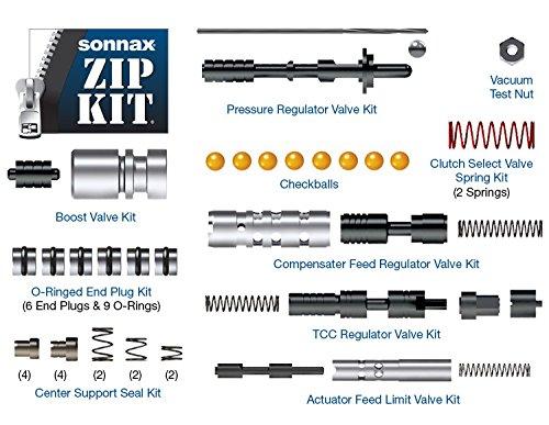 Sonnax 6L456L90ZIP Zip Kit 6L45 6L80 6L90 6L50