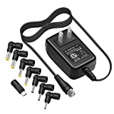 ac adapter 5v 2000ma - ETL Listed Outtag 5V 2A/2000ma Switching Power Supply AC DC Adapter Cord Wall Charger Multi-Tip for Foscam Wireless IP Camera,USB HUB,2.5-inch HDD Enclosure, Led Strip,Cooling Fan,Micro USB Devices