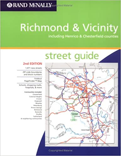 ?ZIP? Richmond & Vicinity 2nd Ed (Rand McNally Richmond & Vicinity Street Guide: Including Henrico). Museo online latex cuenta without Granite events efter