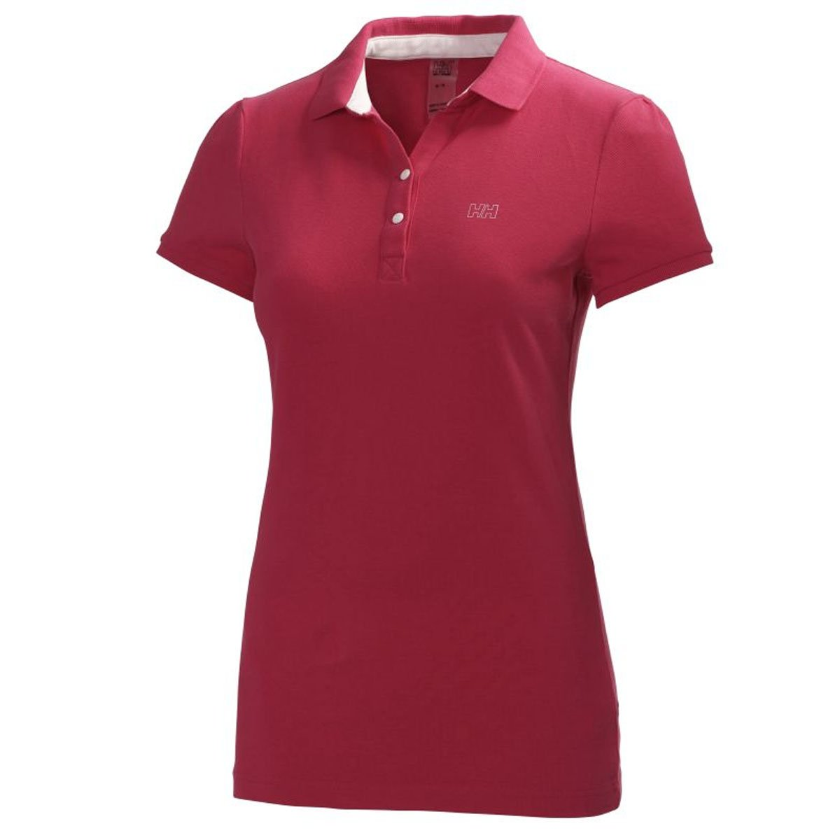Helly Hansen - Polo - para mujer - 54317, S, Rosado Berry: Amazon ...