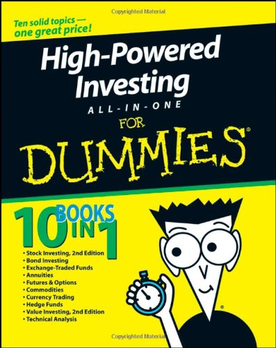 High-Powered Investing All-In-One For Dummies (Best All In One Mutual Fund)