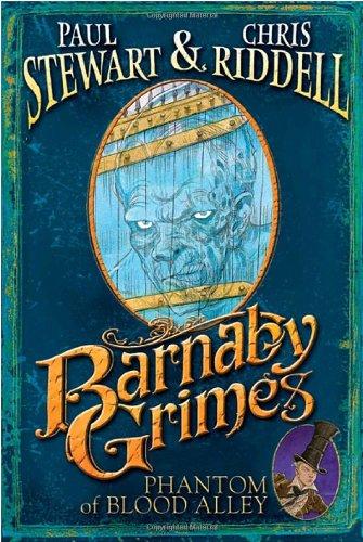 Download Barnaby Grimes: Phantom of Blood Alley PDF