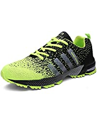 Mens Running Shoes Trail Fashion Sneakers Tennis Sports Casual Walking Athletic Fitness Indoor and Outdoor Shoes...