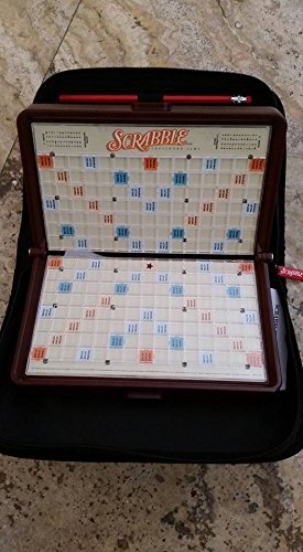 Scrabble Folio Edition - Travel Folio Games