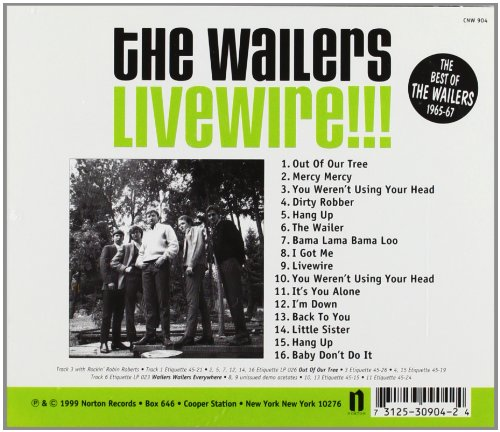 Livewire !!! by Wailers, The