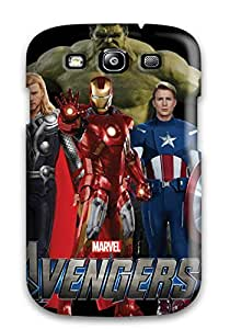 New Premium CaseyKBrown The Avengers 31 Skin Case Cover Excellent Fitted For Galaxy S3