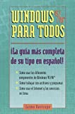 img - for Windows 95/98 para todos book / textbook / text book