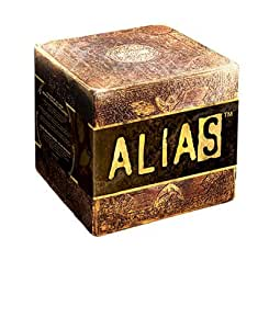Alias - The Complete Collection (Seasons 1-5 + Rambaldi artifact box)
