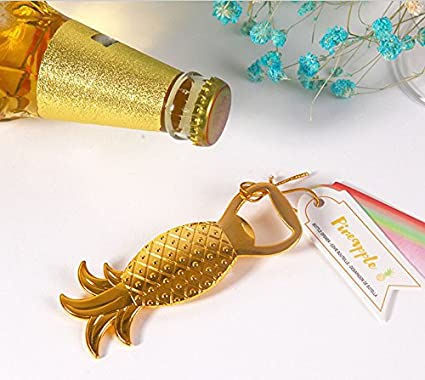 1pc Golden Unicorn Alloy Bottle Opener Wedding Favor Unicorn Party Supplies  X