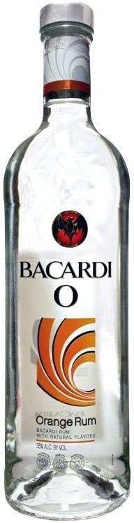 Ron - Bacardi Orange 1L