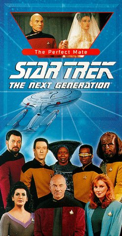 Star Trek - The Next Generation, Episode 121: The Perfect Mate [VHS]