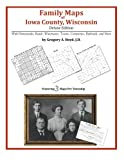 Family Maps of Iowa County, Wisconsin