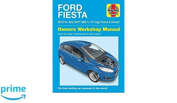 Ford Fiesta petrol & diesel 13 to 17: Amazon.es: Martynn Randall: Libros en idiomas extranjeros