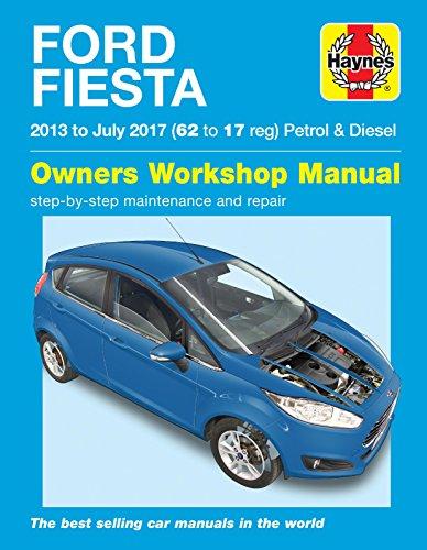 Ford Fiesta petrol & diesel '13 to '17