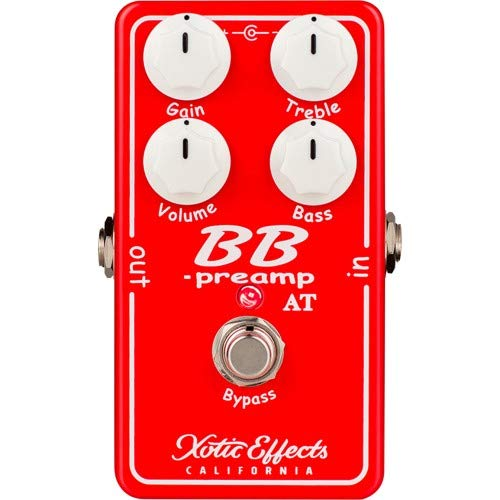 Xotic BB Preamp Andy Timmons Limited Edition Pedal