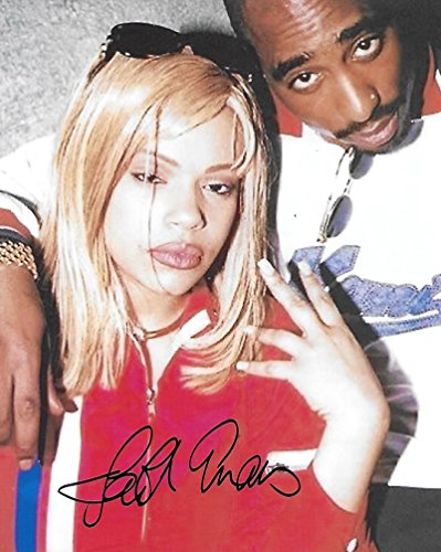 Faith Evans, Singer Songwriter, Signed, Autographed, 8x10 Photo, a COA With The Proof Photo Will Be included.2 Pac, STAR