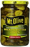 MT. OLIVE Bread and Butter Chips, 24 oz