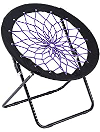 Camp Solutions Bungee Dish Chair Folding.