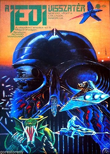 Star Wars Polish Movie Poster 24