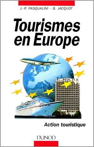 Télécharger en ligne TOURISMES EN EUROPE pdf