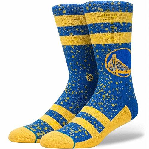 Overspray Warriors Socken blue Größe: M Farbe: blue