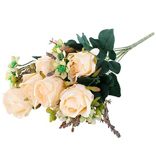 Go For Oversized Florals: Artificial Large Flower Arrangements: Amazon.com