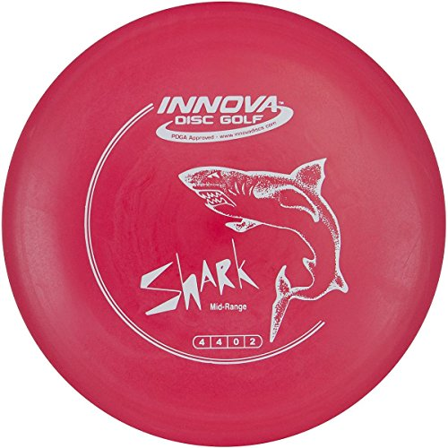INNOVA DX Shark MID-Range Golf DISC Orange 170-174G