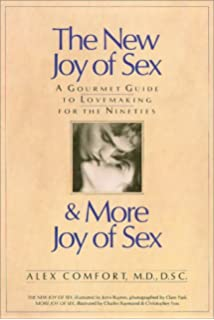 The Joy Of Sex Fully Revised Completely Updated For The 21st
