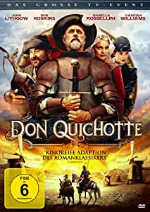 Don Quichotte [Alemania] [DVD]