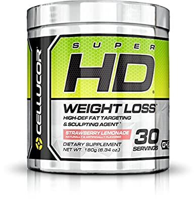 Cellucor, SuperHD Thermogenic Fat Burner for Weight Loss